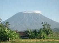 Gunung Agung Vulkan