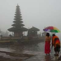 Besuch Tempel