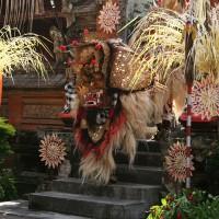 Balinesischen Tänze