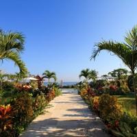 Gepflegten Garten