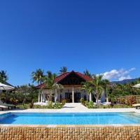 Bima Sena Villa mit Pool