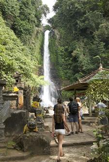 Wunderschönen Wasserfall